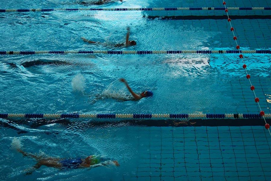 MZ&PC de Reest aan kop in de D2 regio Noord zwemcompetitie