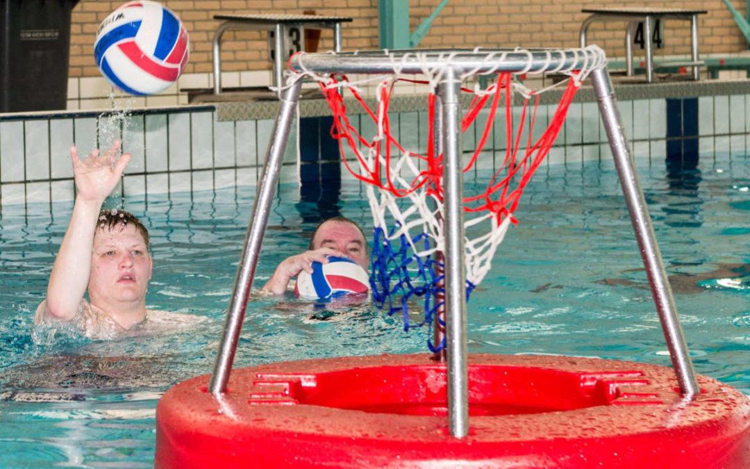 Spelers gezocht voor Waterbasketbal!