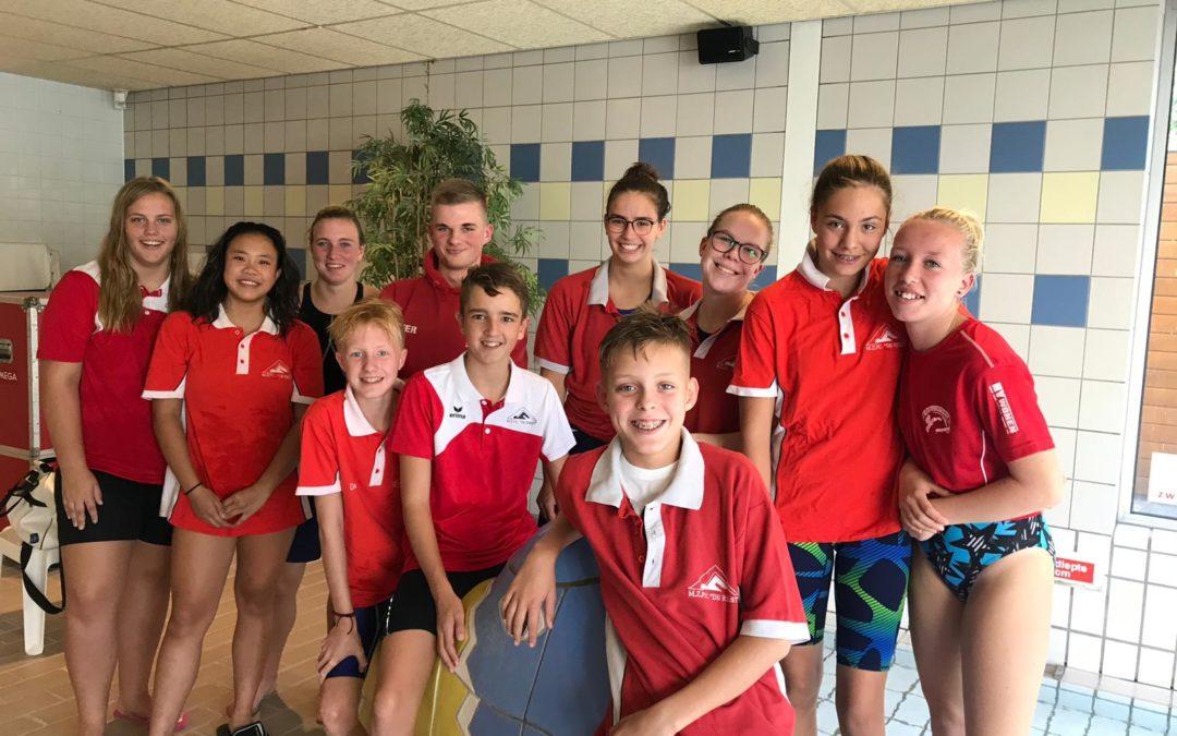 Drukke weekenden voor de zwemmers van MZ&PC de Reest … en met goede resultaten!
