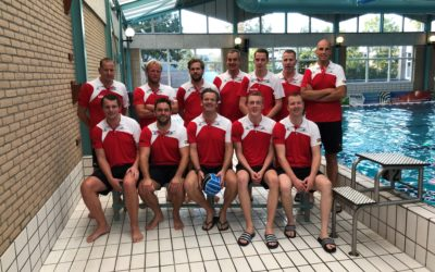 Waterpoloplezier in Hesselingen