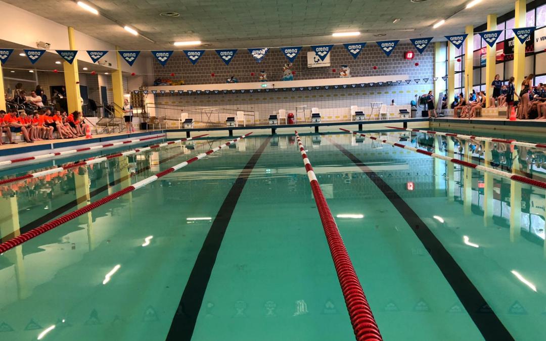 Mooi puntentotaal in tussenstand voor zwemmers MZ&PC de Reest na derde competitiewedstrijd in Hoogeveen op 9 februari