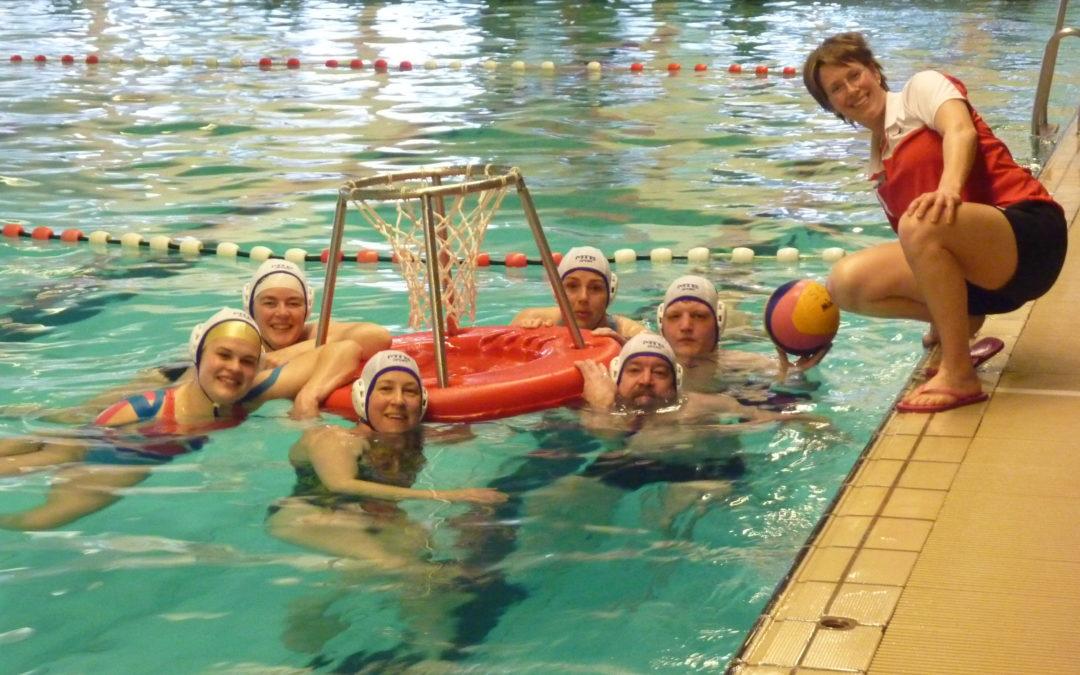 Waterbasketballers De Reest/Zwerfkei gaan naar de NK