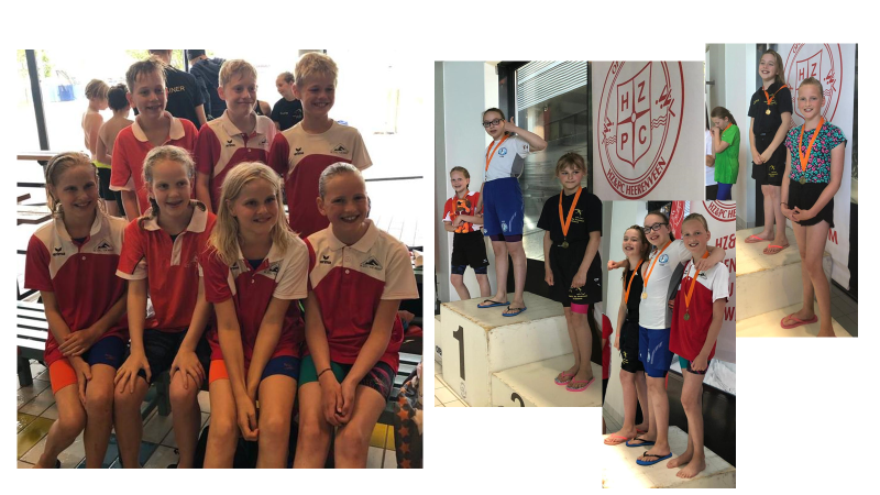 Miniorenzwemmers MZ&PC de Reest presteren uitstekend bij Regionale Minioren Finales op 1 en 2 juni in Heerenveen!