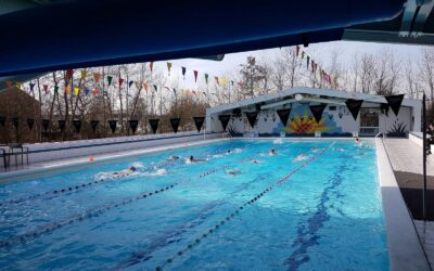 Zwemmers in corona tijd: samen bezig in de winter!